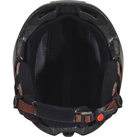 UVEX Jimm Helmet Black Mat Loden
